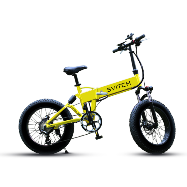 Svitch xe electric cycle